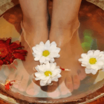 Detoxifying Footbaths