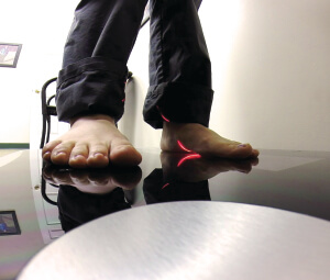 Foot Levelers Scan